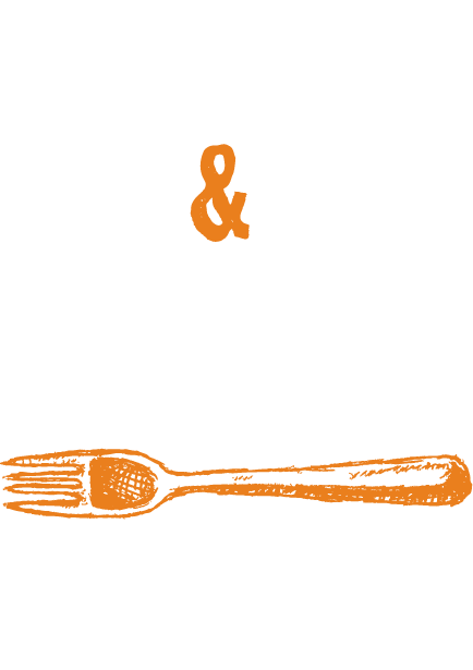 finch and fork logo