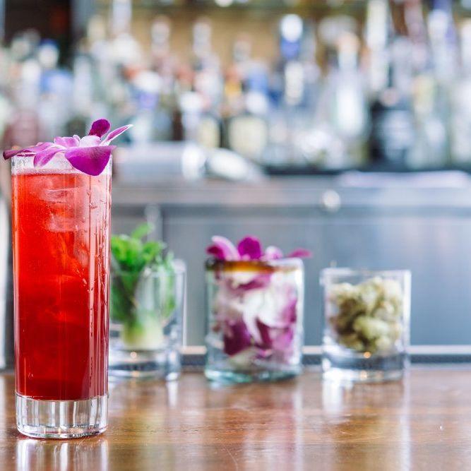 craft cocktail phoenix